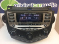 06-07 Honda Accord Premium Audio 6 CD Dual Auto Climate Control 7FK0