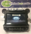 2014 2015 Kia Sorento OEM Infinity Navigation CD MP3 Sirius Bluetooth radio 96560-1UBA3VA, 965601UBA3VA