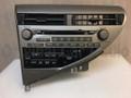 2012-2014 Lexus RX350 RX450H 6 CD Changer AM FM OEM Nav Radio P10163