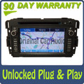 Unlocked GMC Chevy Buick Pontiac Radio Navigation GPS CD Player