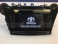2015-2016 Toyota Prius Entune Navigation Media Receiver Gracenote 510057