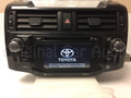 2014 2015 Toyota 4 Runner Entune Navigation GPS Radio AM FM Bluetooth Unit 57080 86100-32570