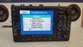 Mercedes-Benz navigation radio CD tape player display screen  A 163 820 20 86