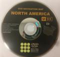 Toyota Lexus Navigation Map DVD 86271-73015 DATA Ver. 13.1 U95