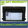 2006  - 2009 Ford Lincoln Mercury OEM 12V Navigation GPS Radio 6 Disc Changer