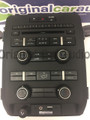2011 Ford F150 Raptor OEM Single CD Radio Control Panel Complete FACEPLATE BL3T-18A802-HD