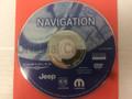 Jeep Commander Grand Cherokee Liberty OEM Navigation Map DVD 05064033AK