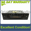 2003 - 2008 Porsche Cayenne S CDR23 E1 AM FM Single CD Radio