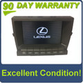 2005 2006 lexus gx470 Navigation lcd display screen 86111-60121