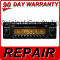 REPAIR 1999 - 2008 Porsche Single CD Player CDR-220 CDR-23 CDR-23 E1