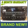 New Unlocked 2007 2008 Chevy Pontiac Torrent OEM AM FM Radio CD Player Receiver U1C, 15945858, 22736966