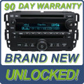 New Unlocked Buick Radio Entertainment System DVD CD Player