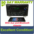 2001 - 2003 FORD EXPLORER Single CD AM FM Radio With Added Aux and Bluetooth