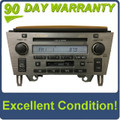 2002 - 2005 Lexus SC430 OEM Radio Tape Cassette Mark Levinson Radio 6 CD Changer P6813