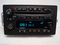 02 - 05 Chevy GMC Envoy Bose RDS Radio 6 CD Player