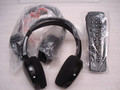 03 - 06 GMC Envoy Chevy Tahoe DVD Remote Headphones