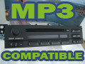 02 03 04 05 06 BMW E46 Radio Business MP3 CD Player 3 Series 325i 330xi 325ci M3 2002 2003 2004 2005 2006