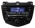 2003 2004 2005 2006 2007 Honda Accord Radio 6 Disc CD Changer Player Aux 7BL0