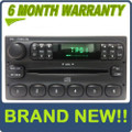 Brand New 1995 1996 1997 Ford Explorer Ranger Mercury Mountaineer 1998 Navigator Radio CD Player