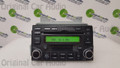 Hyundai Azera 6 Disc CD Changer Player Radio MP3 Cassette 2006 2007 2008 BLACK