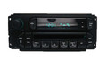 02-05 Chrysler Dodge Jeep Radio and CD  Player (Faceplate # RBK)