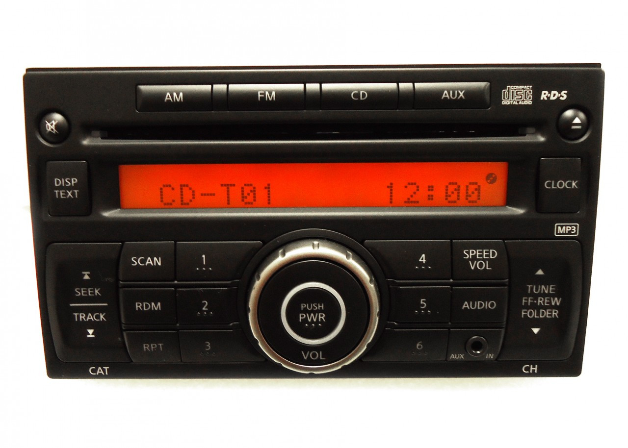Aux hookup for stock radio