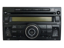 07 11 Nissan Rogue Cube Radio Stereo Mp3 Cd Player Aux Ipod