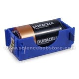 Connectable D Size Battery Holders