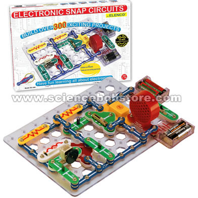 snap circuits lie detector instructions