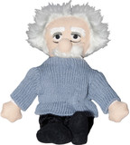 Huggable Einstein Doll
