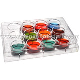 12 Well Mixing Trays