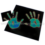 Heat Activated Liquid Crystal Sheets