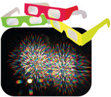 Fireworks Glasses (set of 10)