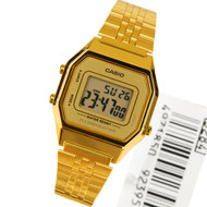 Casio Watch LA680WGA-9DF