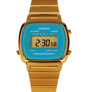 Casio Watch LA670WGA-2D