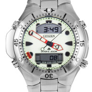 Citizen Promaster Aqualand Quartz Dive Watch JP1060-52W