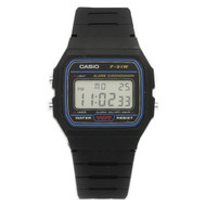 Casio Watch F-91W-1DG