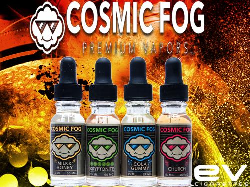 Cosmic Fog E-Liquid