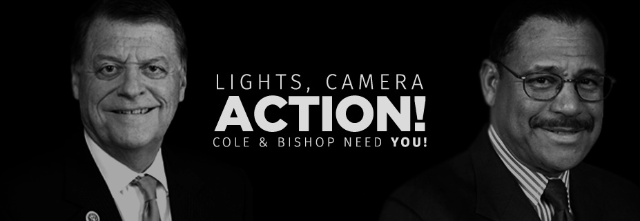Reps. Cole & Bishop need YOUR help to save vaping!