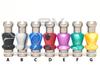 Stainless Steel Acyrlic Hybrid Drip Tip | Type B