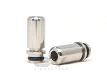 Stainless Steel Queen Drip Tip for 510 / RBAs / 808D-1 / 901
