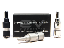 The Russian 91% v2 Rebuildable Atomizer