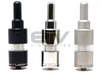 The Russian 91% v2 Rebuildable Atomizer Black, Polished Steel Polished, Matte Grey