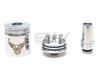 HCigar Patriot Rebuildable Dripping Atomizer Parts