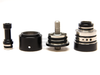 Origen Rebuildable Dripping Atomizer Clone - Black Edition Parts