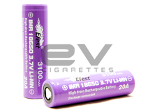Efest Purple 18650 IMR 3100mAh 20A Battery