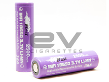 Efest Purple 18650 IMR 2500mAh 35A Battery