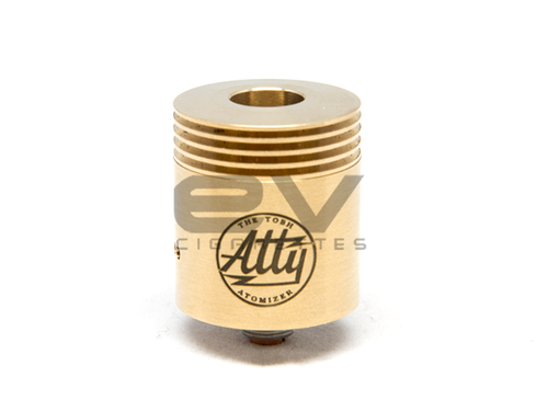 Infinite Tobh v2 Rebuildable Dripping Atomizer - Brass