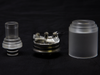 Infinite Patriot Rebuildable Dripping Atomizer with Clear Cap