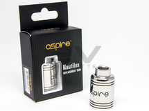 Aspire Nautilus Stainless Steel Tank Replacement